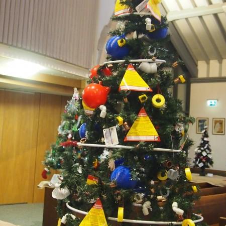 Dave Simms Christmas Tree Festival 2014