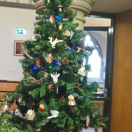 Friends of Springfield Park Christmas Tree Festival 2014