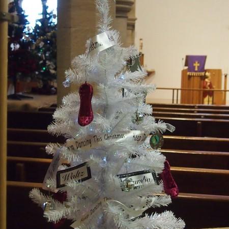 Rachel Almond Dance Academy Christmas Tree Festival 2014