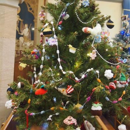 Knitters & Knatters Christmas Tree Festival 2014