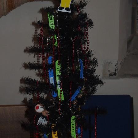 Jo Jingles Christmas Tree Festival 2014
