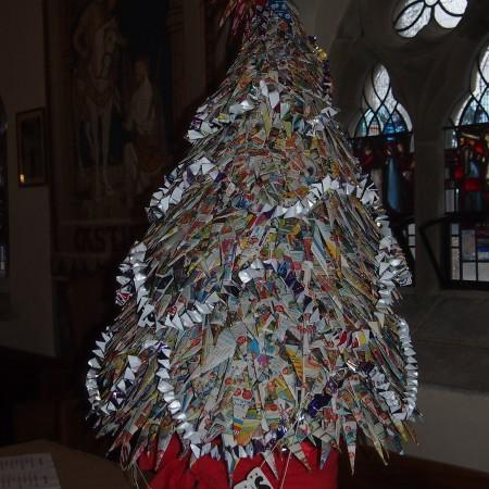 St Edwards School Christmas Tree Festival 2014