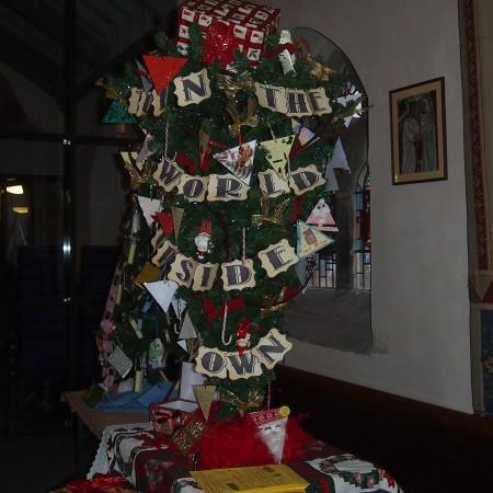 Helen O'Grady Drama Group Christmas Tree Festival 2014