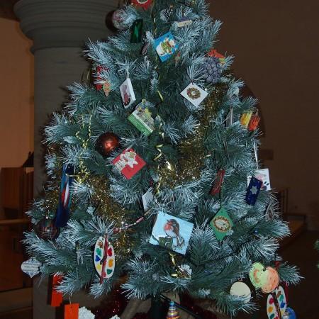 Art Group Christmas Tree Festival 2014